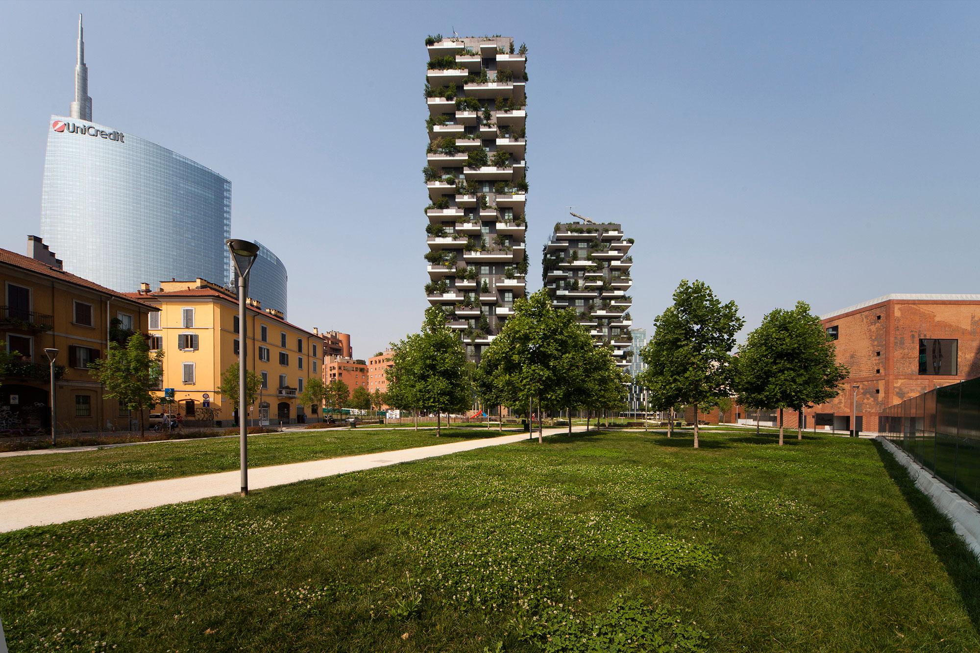 Foto Bosco Verticale Milano bosco verticale milano – colombo costruzioni