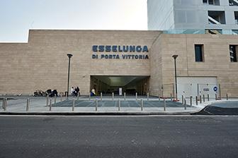 Esselunga Porta Vittoria Milano – Colombo Costruzioni